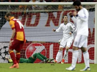 Cristiano Ronaldo hace historia y aumenta la ventaja en la tabla de goleadores Foto: Agencia EFE / © EFE 2013. Está expresamente prohibida la redistribución y la redifusión de todo o parte de los contenidos de los servicios de Efe, sin previo y expreso consentimiento de la Agencia EFE S.A.