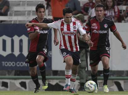 Atlas vs. Chivas Foto: Mexsport