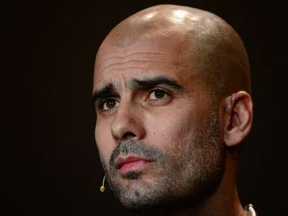 Pep Guardiola, exentrenador del Barça Foto: Getty Images