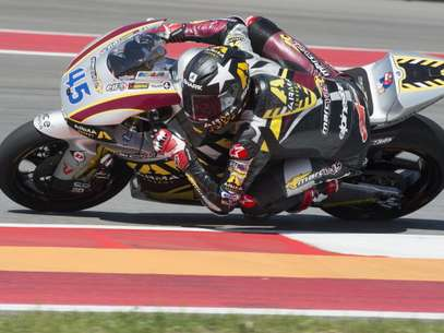 Scott Redding, pole en Moto2 Foto: Getty Images