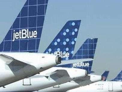 JetBlue. Foto: Gentileza