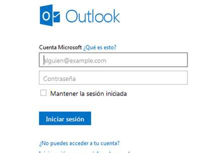 Microsoft afirmó haber 400 millones de cuentas activas en Outlook.com Foto: Reproducción
