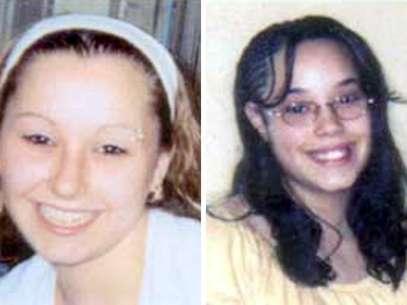 Amanda Berry,Giorgina DeJesus yMichelle Knight fueron rescatadas tras diez años de cautiverio. Foto: AP