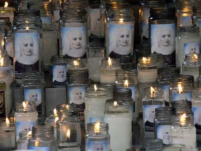 Jericó experimenta incremento en el turismo debido a la ceremonia que el papa Francisco celebrará para reconocer a la madre Laura como santa. Foto: AFP