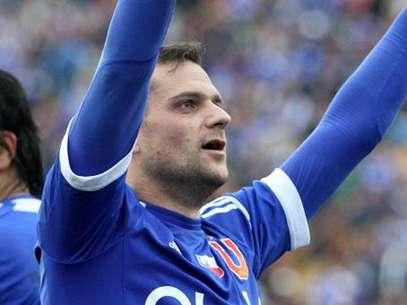 Marino deja la U tras tres años en el club estudiantil. Foto: Agencia Uno