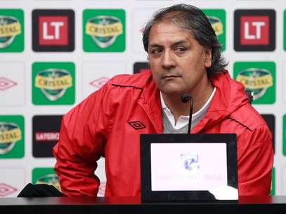 """Juan Gutiérrez dijo que tendrán nuevo DT """"lo antes posible"""". Foto: Agencia Uno"""