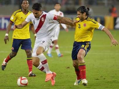 En esta eliminatoria, Colombia sacó un triunfo por 1 a 0 en su visita a Lima Foto: AFP