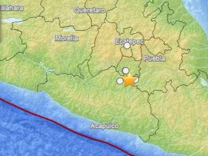 De acuerdo con el Servicio Geológico de los Estados Unidos (United States Geological Survey, USGS), el temblor tuvo una magnitud de 5.8 grados. Foto: Tomada de Internet / Terra