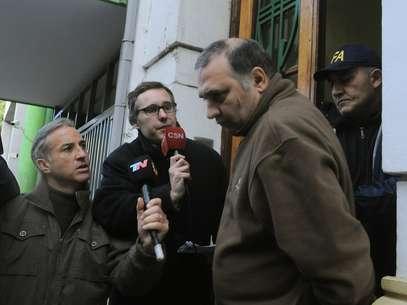 Jorge Mangeri, el único detenido por el crimen de Ángeles Rawson Foto: Télam