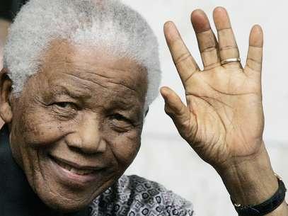 Mandela, considerado sinónimo de paz, lucha y reconciliación, fue el primer presidente (1994-1999) sudafricanode la historia de su país. Foto: AFP