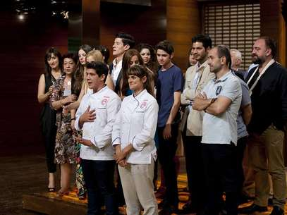 Final de MasterChef Foto: RTVE