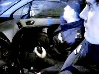 'Policías en acción' Foto: LA SEXTA