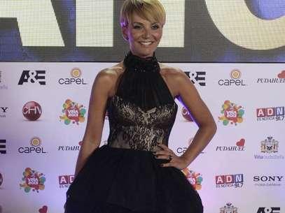 Fran García-Huidobro se volverá a vestir de gala. Foto: Terra