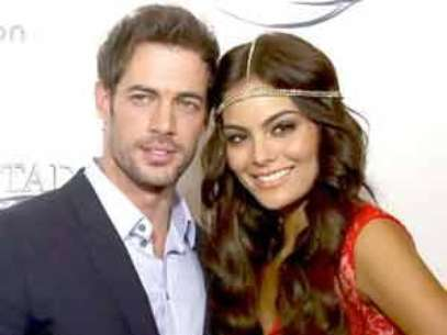 Foto: ¿William Levy y Ximena Navarrete son pareja? / Mezcalent