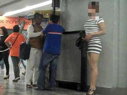 prostitutas transexuales en la calle prostitutas cerca