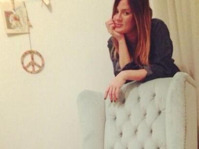 Paula Chavesy su nueva vida junto a Olivia Foto: Twitter Paula Chaves