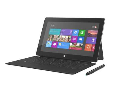 Microsoft ofrece cupones de 200 dólares para adquirir una Surface RT de 350 dólares o una Pro de 800 dólares Foto: Reproducción