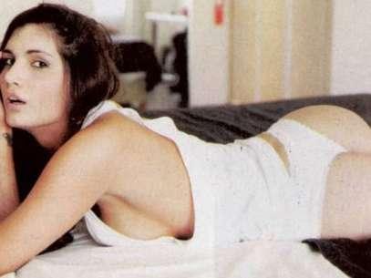 """Magalí Mora, una de las """"chicas Fariña"""" Foto: Gentileza Revista Paparazzi"""