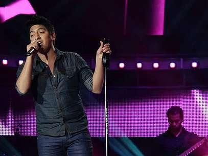 Allen Changra en 'La Voz Perú'. Foto: Facebook oficial