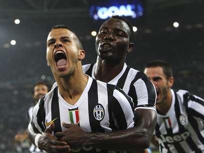 Calcio Serie A: le Partite di Oggi, sabato 19 aprile 2014 (Foto Giovinco Juventus)