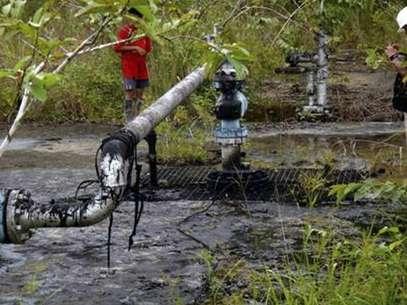 Las cuencas de los ríos Pastaza y Corrientes se encuentran en emergencia ambiental por la contaminación petrolera Foto: servindi.org