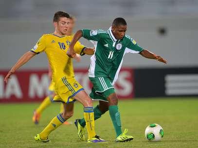 Con antecedentes opuestos, Nigeria es tricampeón Sub-17, mientras que Suecia está participando por primera vez. Foto: Getty Images