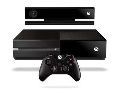 La consola Xbox One Foto: Microsoft / Divulgación