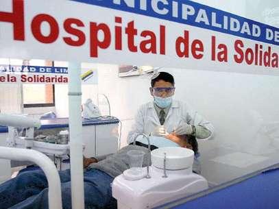 Para la modernización de la infraestructura de los hospitales, el Sisol invertirá 43 millones 588 mil nuevos soles, de los cuales 15 millones 588 mil proceden de recursos propios. Foto: www.sisol.gob.pe