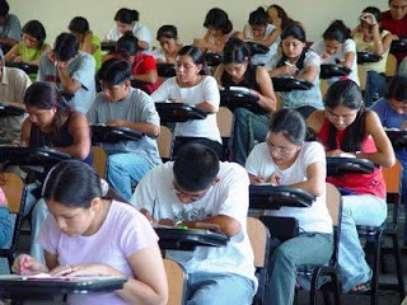 En los últimos 10 años, la población estudiantil se ha duplicado debido al incremento de universidades. Foto: Internet