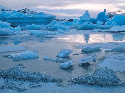 El lugar más frío del mundo está en la Antártida Foto: reproducción