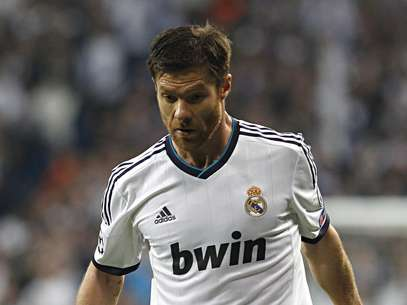 Xabi Alonso may not renew with Real Madrid. Foto: AP