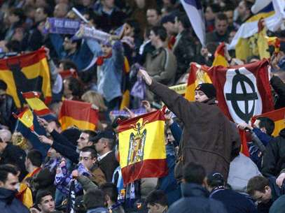 Ultras Sur Foto: GETTY