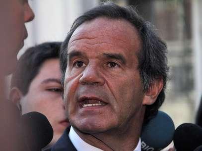 Andrés Allamand, senador electo Foto: UPI