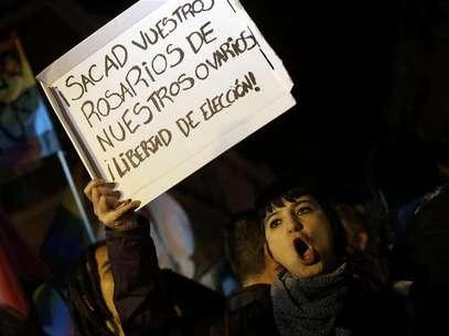 Los movimientos feministas son alrededor del mundo quienes llevan la voz por los derechos sexuales y reproductivos de las mujeres. Foto: Susana Vera / Reuters