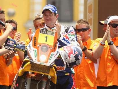 Marc Comaha sido dos veces campeón en tierras sudamericanas. Foto: Getty Images