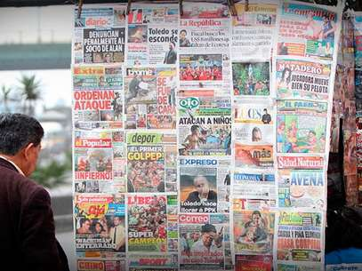 Para el Instituto Prensa y Sociedad (Ipys) la concentración de los medios de comunicación significa una amenaza para la libertad de expresión. Foto: La República