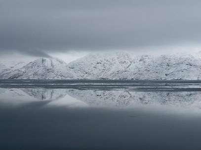 En un día nublado, no hay ni una sola pizca de color en los fiordos. Foto: BBCMundo.com