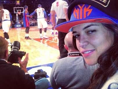 Cara presumió en Instagram de la compañía de Michelle Rodriguez. Foto: Instagram.com/caradelevingne