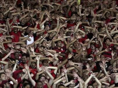 Hinchas de Flamengo Foto: Ricardo Moraes / Reuters