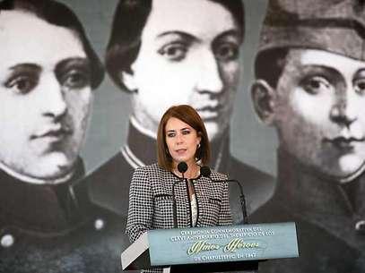 Rocío Alonso Ríos, titular de la Secretaría de Seguridad Ciudadana, dio a conocer este sábado la medida. Foto: Archivo / Reforma