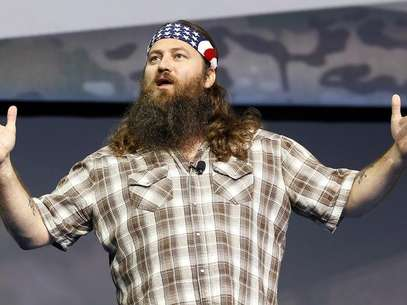 willie robertson of the reality television show duck dynasty speak at