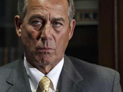 Boehner dijo que el documento que se elaborará detallará una serie de principios y normas en torno a la inmigración para poder presentar puntos de acuerdo sobre la reforma migratoria. Foto: AP