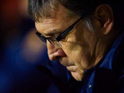 Martino perdió el liderato de la liga con el Barcelona y ahora va por la Copa del Rey. Foto: Getty Images