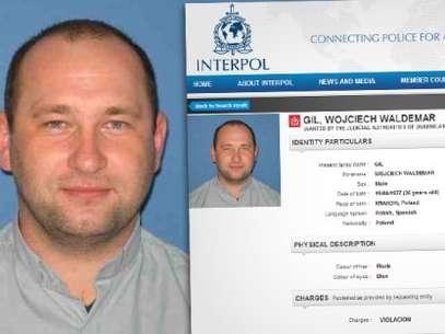 Wojciech Gil Foto: Interpol