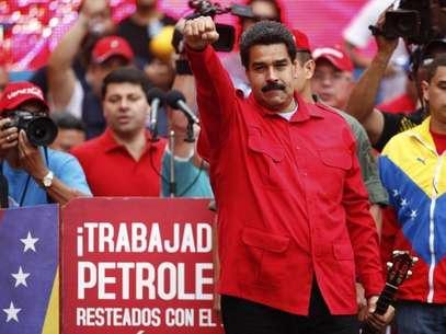Foto: Palacio Miraflores / Reuters