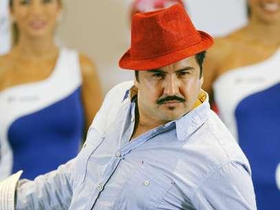 El humorista nacional, Rudy Rey. Foto: Agencia uno.