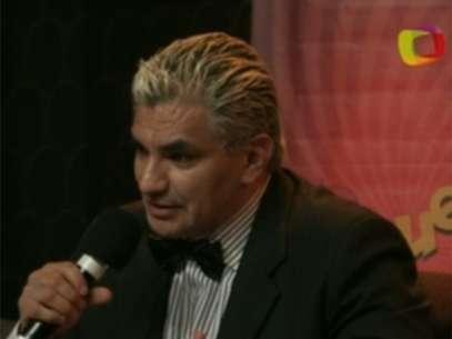 El 1000 % Guapo dijo que le parecía mejor enfrentarse a Rush en un cabellera contra cabellera. Foto: Especial