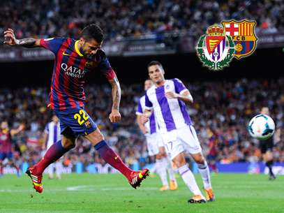 Directo del Valladolid - Barcelona Foto: Getty Images