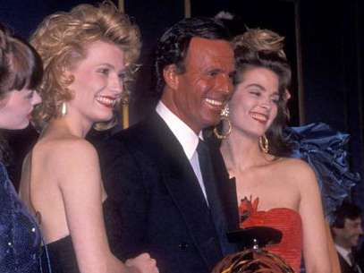 Julio Iglesias. Foto: GETTY