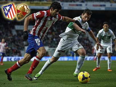 Directo Atlético de Madrid Foto: Getty Images
